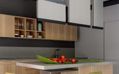 Kinh nghiệm thiết kế nội thất phòng bếp đẹp