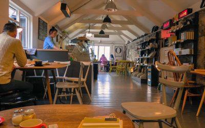 Top những phong cách thiết kế nội thất quán cafe đẹp