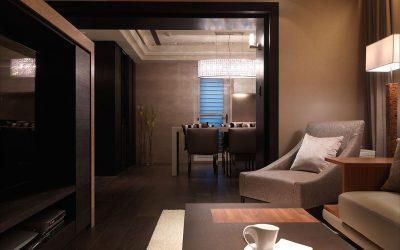Thiết kế nội thất căn hộ Duplex Mandarin Garden