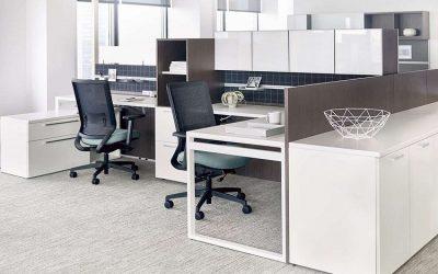 Thiết kế văn phòng công ty quốc tê GA
