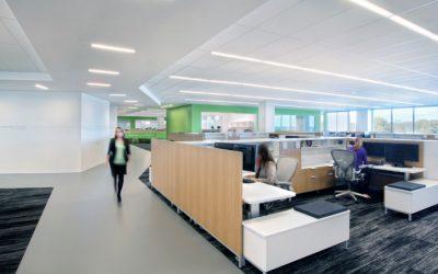Thiết kế văn phòng công ty cổ phần đầu tư T&H