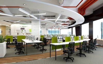 Tổng hợp các mẫu thiết nội thất văn phòng đẹp nhất hiện nay