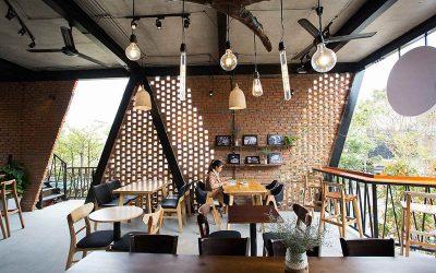 Hướng dẫn cách trang trí quán cafe đẹp, thu hút