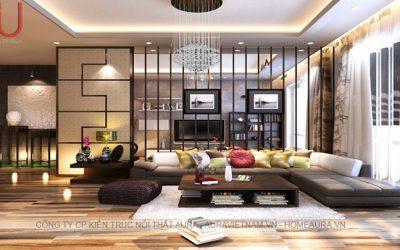 Quy trình thiết kế thi công nội thất chung cư trọn gói