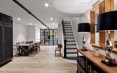 Chiêm ngưỡng mẫu nội thất nhà phố đẹp, sang trọng